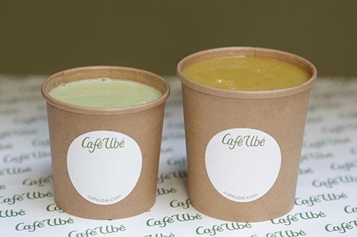 Café Ubé Soups