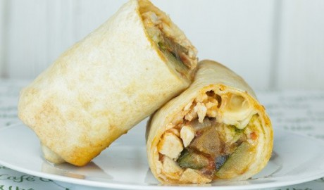Hot Wraps and Soups