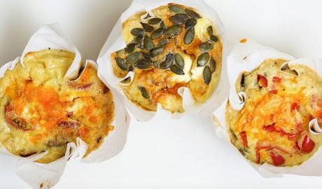 Healthy Lunches from Café Ubé
