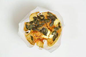 Café Ubé Butternut Squash & Feta Frittata Muffin