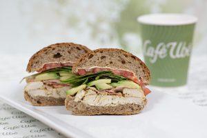 Café Ubé Sandwiches