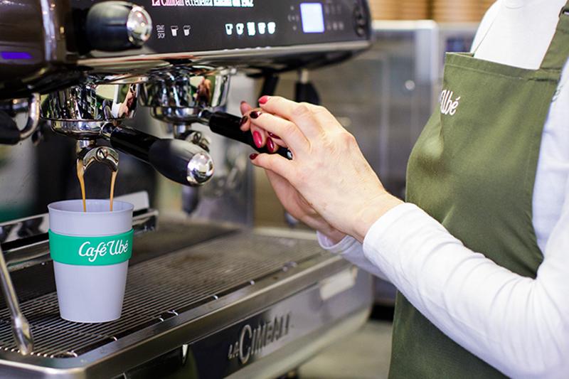 Café Ubé Coffee