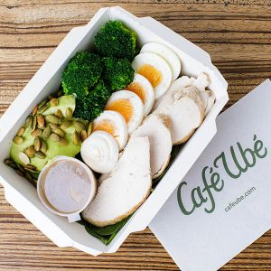 Café Ubé Chicken Box