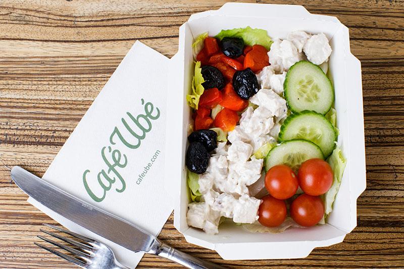 Café Ubé Salad Box