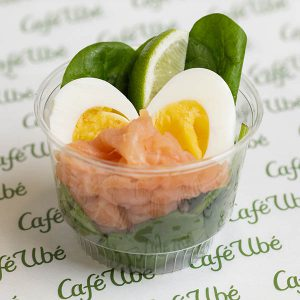 Café Ubé Salmon Pot