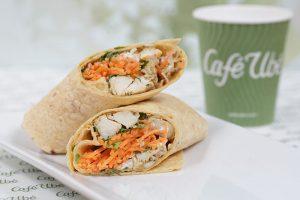 Café Ubé Tasty Wrap