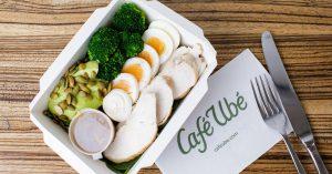Café Ubé Chicken Box